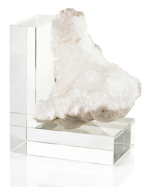 Thumbnail of John Richard Collection - Crystal Bookend, Right