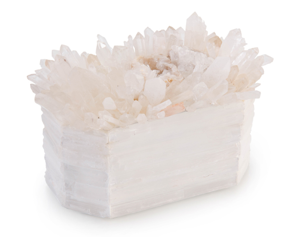 John Richard Collection - Crystals, White Box