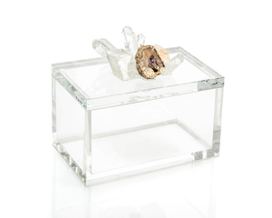 Thumbnail of John Richard Collection - Crystal and Lemon Box