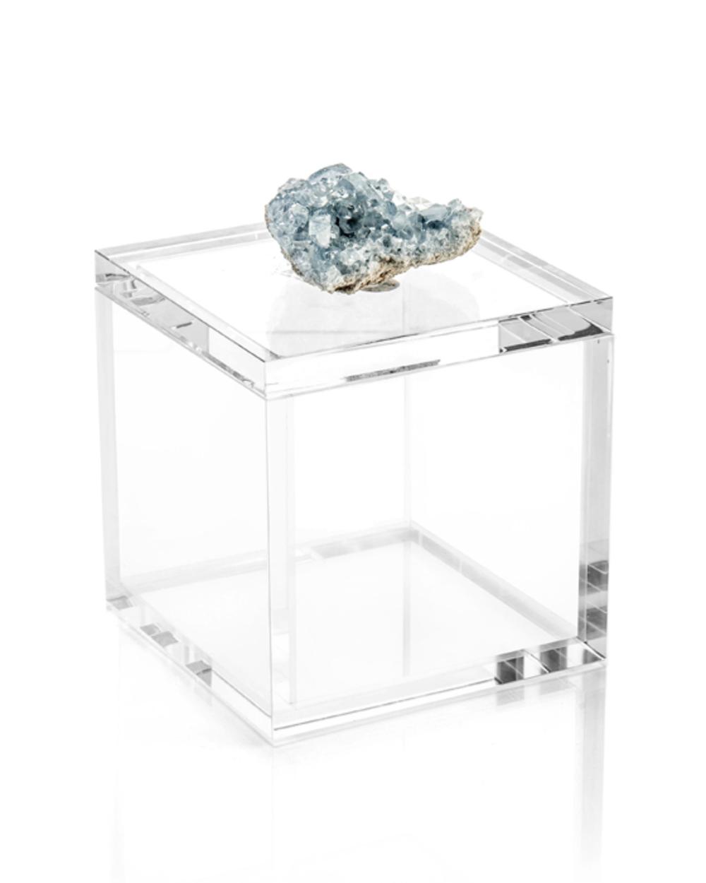 John Richard Collection - Crystal Celestite Box