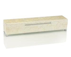 Thumbnail of John Richard Collection - Long White Capiz Shell Box