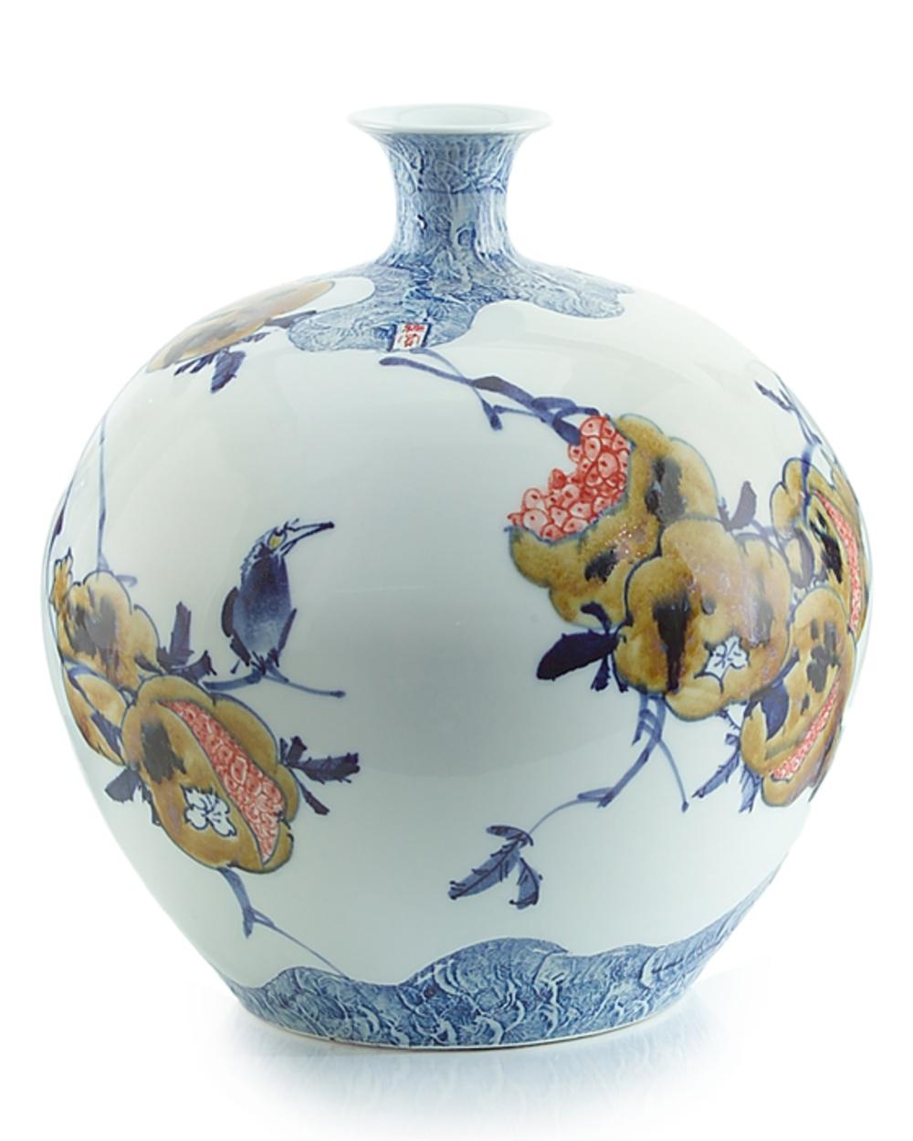 JOHN RICHARD COLLECTION - Gallery Round Vase