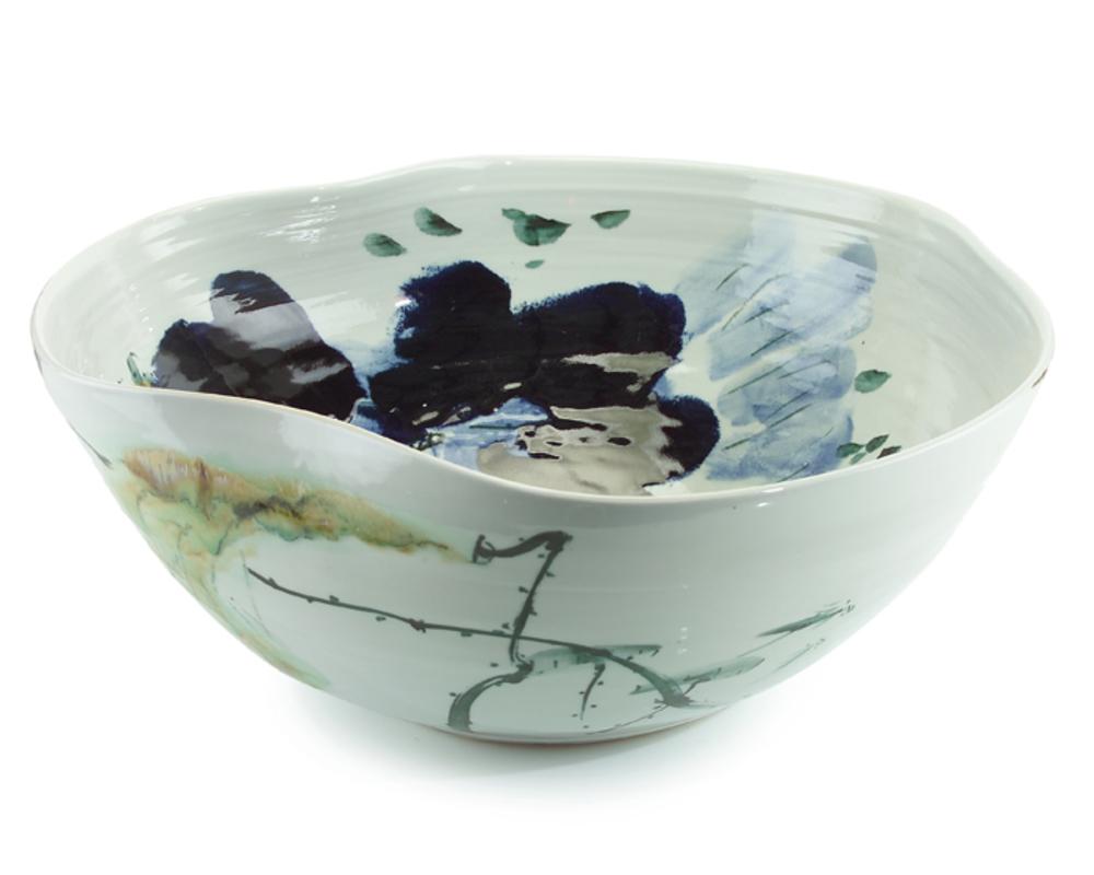 John Richard Collection - Curled Rim XL Bowl
