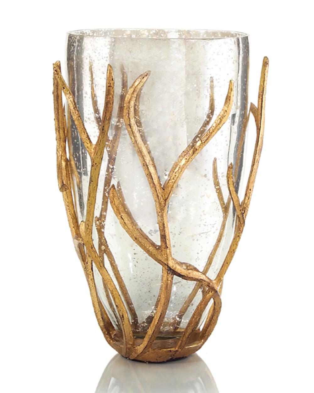 JOHN RICHARD COLLECTION - Branch Encased Vase