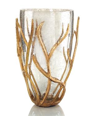 Thumbnail of JOHN RICHARD COLLECTION - Branch Encased Vase