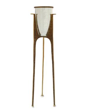 Thumbnail of John Richard Collection - Glass Vase on Floor Stand