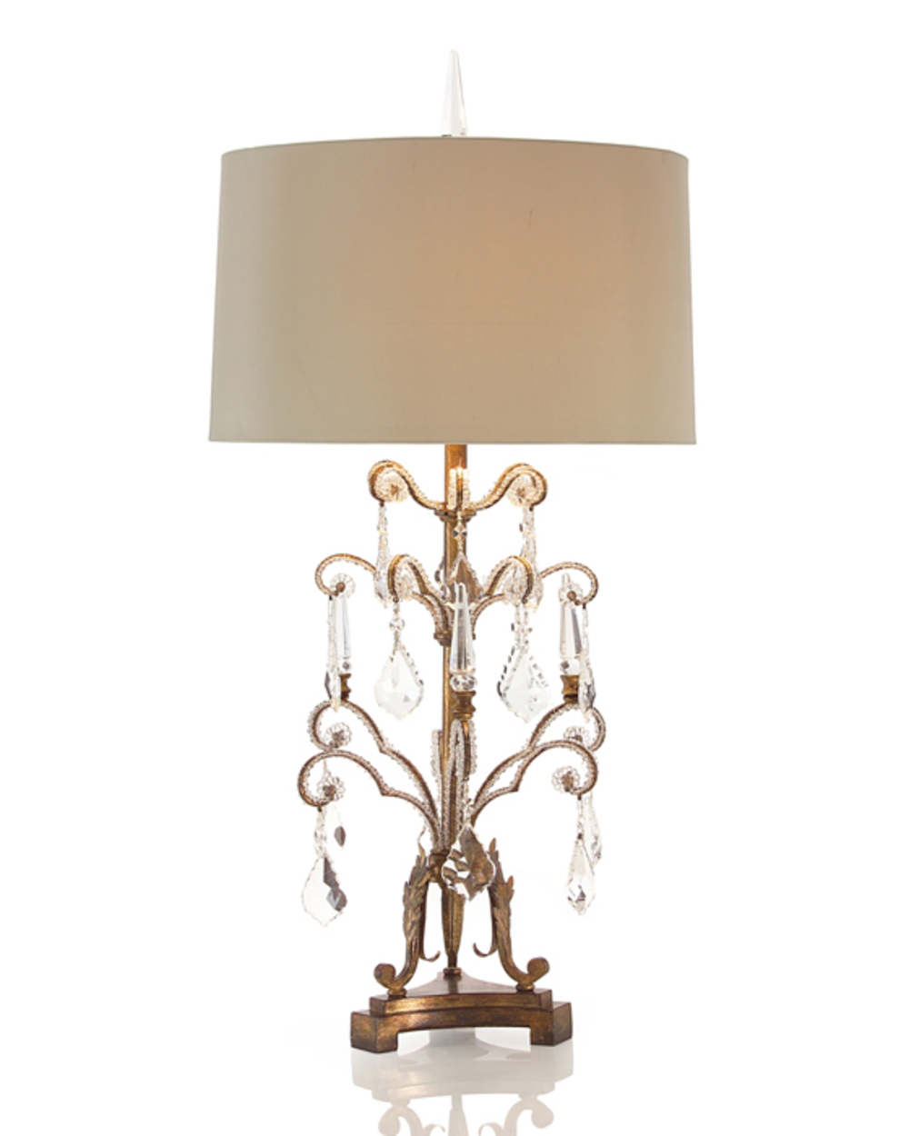 John Richard Collection - French Girandole Lamp