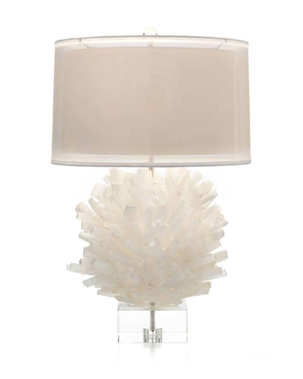 John Richard Collection - Selenite Lamp