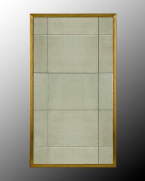 Thumbnail of John Richard Collection - Eglomise Mirror w/ Gold Frame
