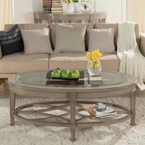 Thumbnail of Riverside Furniture - Parkdale Oval Coffee Table