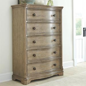 Thumbnail of Riverside Furniture - Corinne Five Drawer Chest