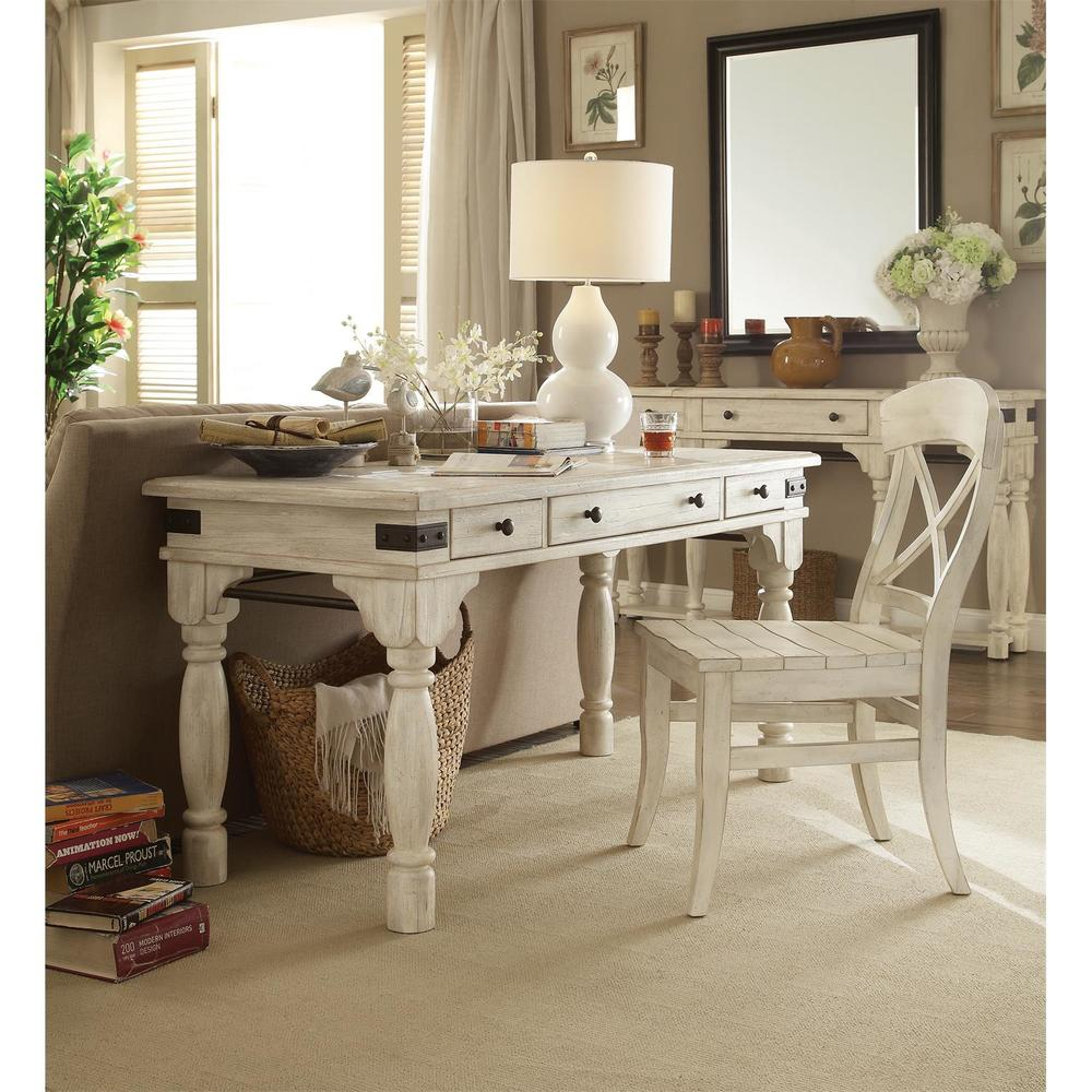 Riverside Furniture - Regan X-Back Side Chair
