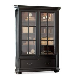 Thumbnail of Riverside Furniture - Allegro Sliding Door Bookcase