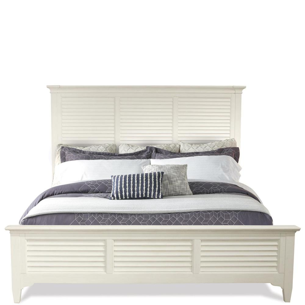 Riverside Furniture - Louver Bed