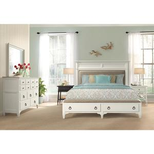 Thumbnail of Riverside Furniture - Upholstered Storage Bed
