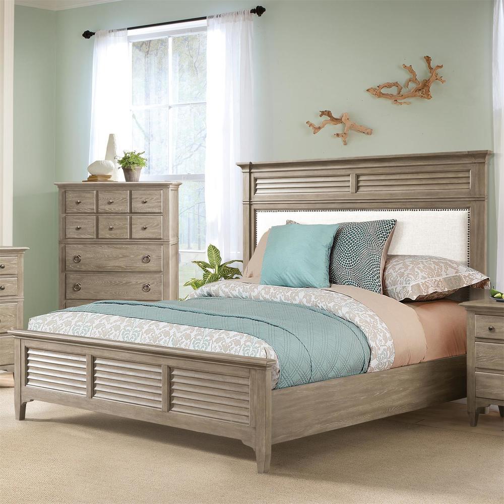 Riverside Furniture - Upholstered Bed