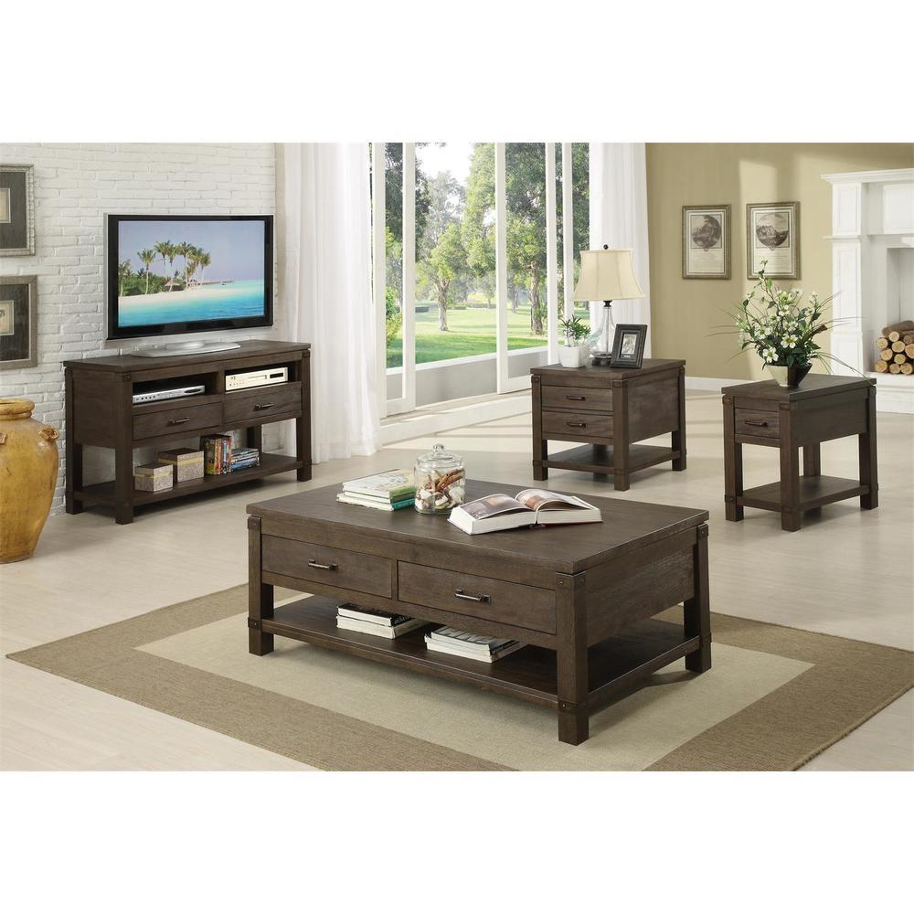Riverside Furniture - Promenade Console Table