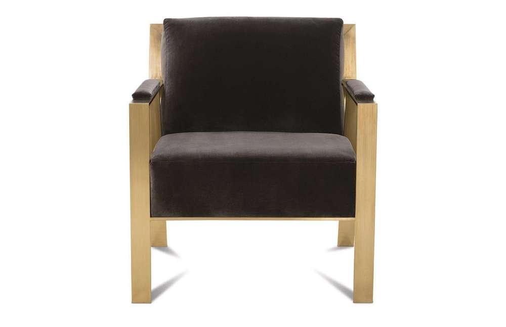 Rowe/Robin Bruce - Bergen Chair
