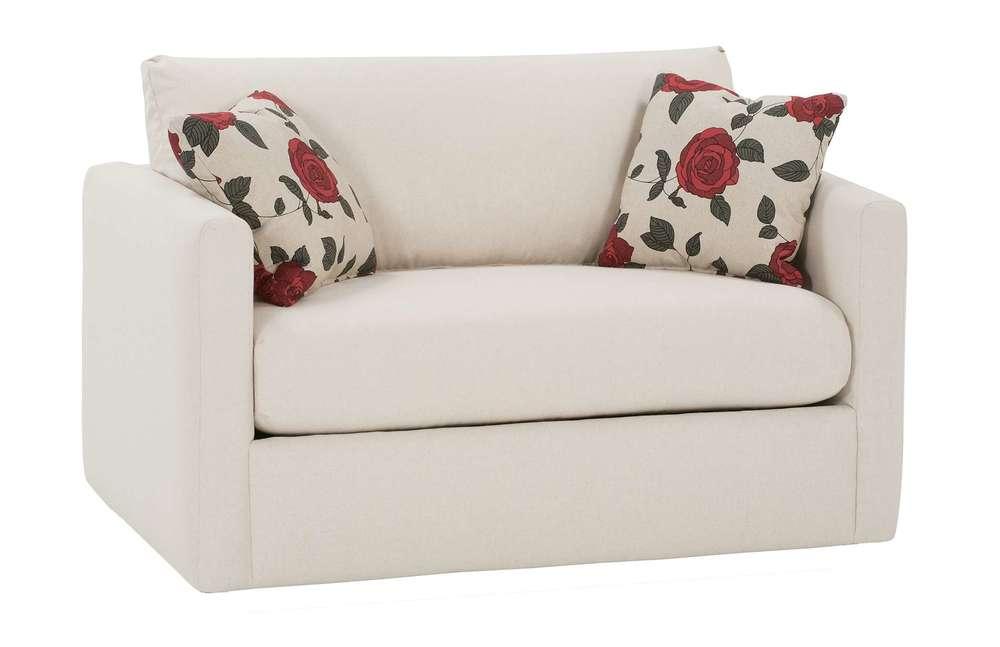 Rowe/Robin Bruce - 1 Seat Twin Bed