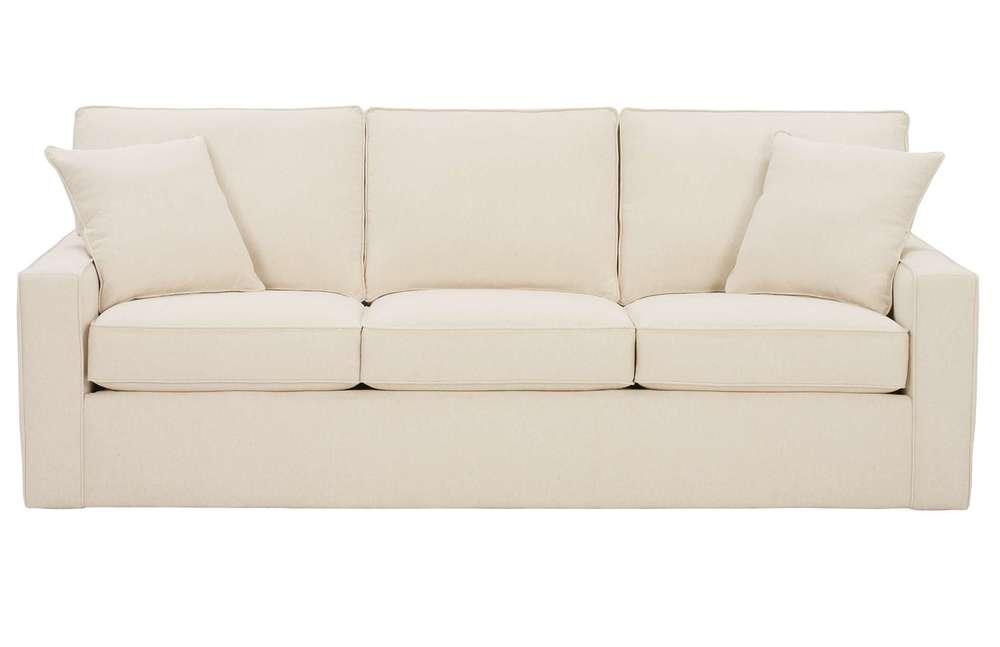 Rowe/Robin Bruce - 3 Seat Mini Sofa