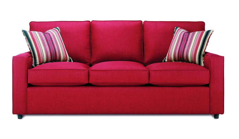 Rowe/Robin Bruce - 3 Seat Mini Queen Bed