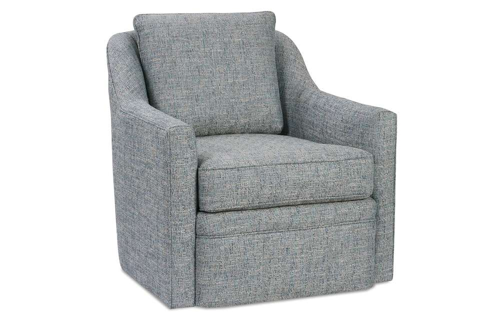 Rowe/Robin Bruce - Hollins Swivel Chair