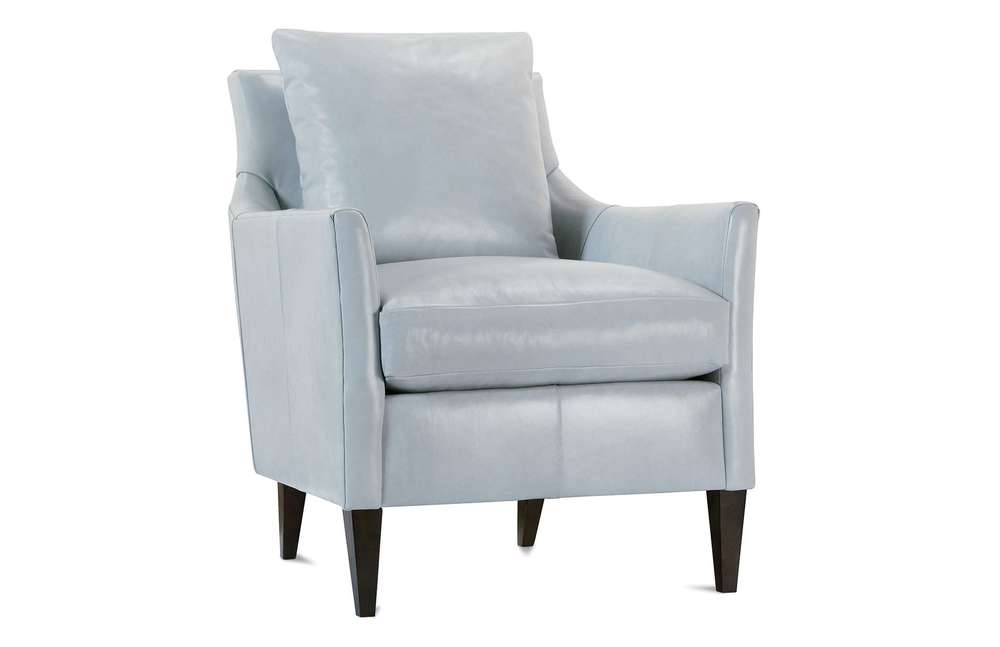 Rowe/Robin Bruce - Leather Accent Chair