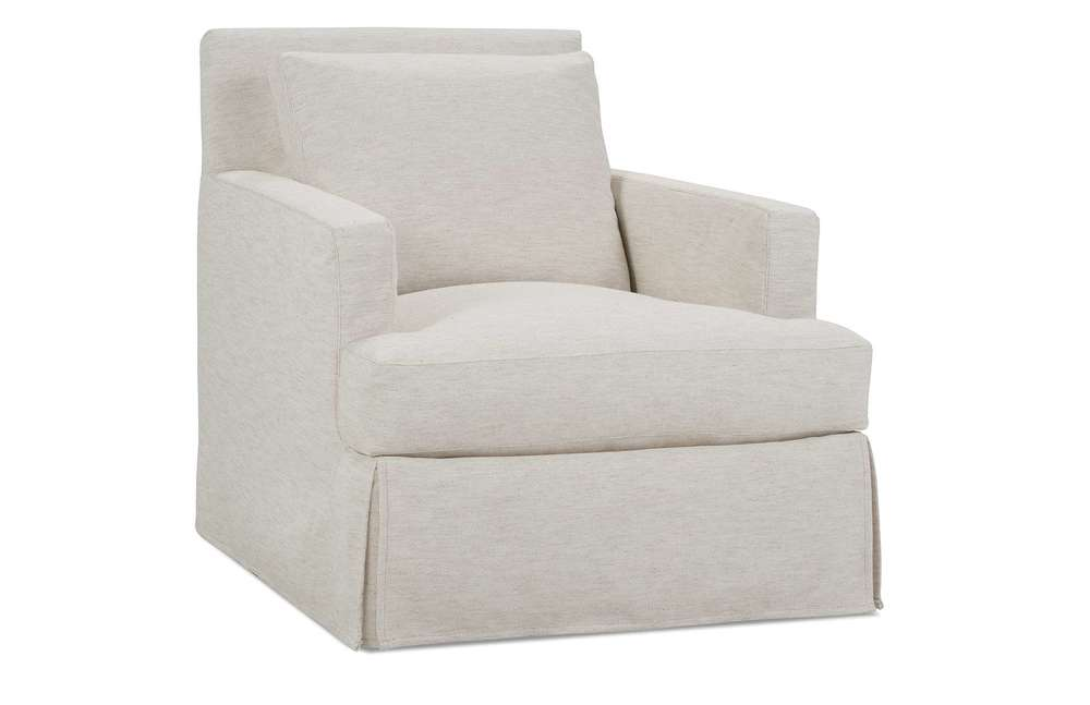 Rowe/Robin Bruce - Laney Slipcover Chair