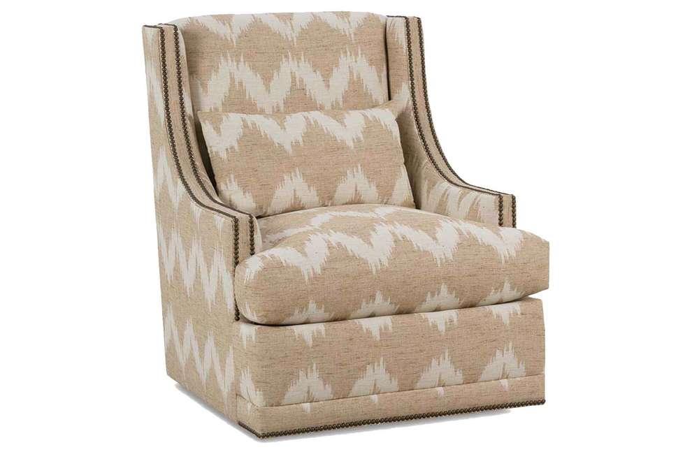 Rowe/Robin Bruce - Lindsay Swivel Chair