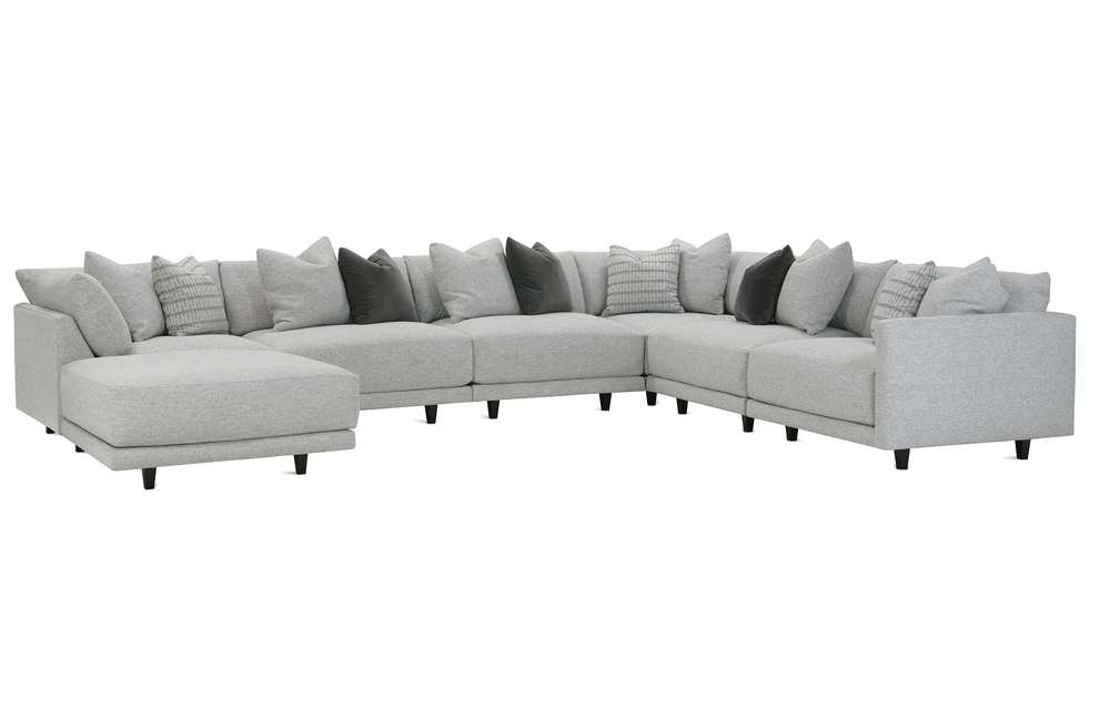 Rowe/Robin Bruce - Neval Sectional