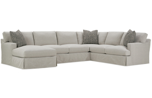Thumbnail of Rowe/Robin Bruce - Grayson Slipcover Sectional