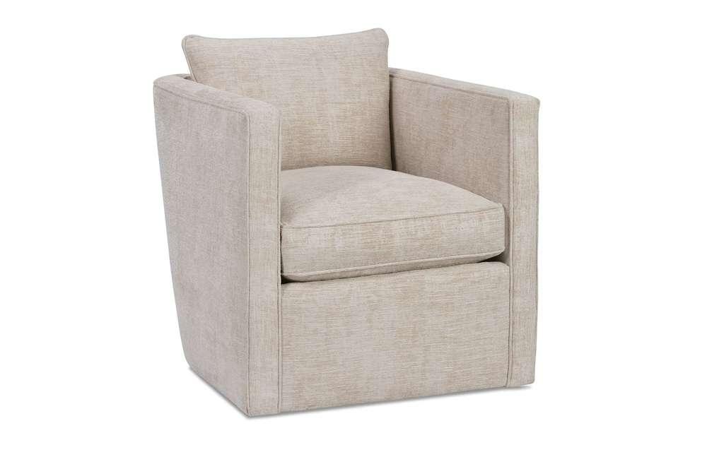 Rowe/Robin Bruce - Rothko Swivel Chair