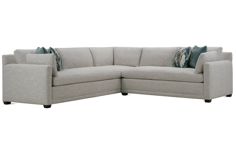 Rowe/Robin Bruce - Sylvie Bench Sectional