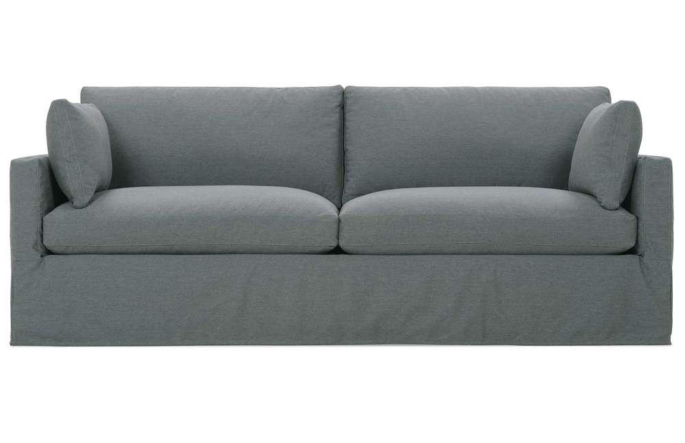 Rowe/Robin Bruce - Sylvie 2 Cushion Slipcover Sofa