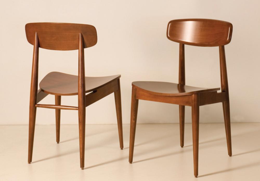 Saloom Furniture - Side Chair