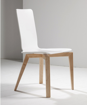 Thumbnail of Saloom Furniture - Sculpted Plyshell Chair Bucket with Base