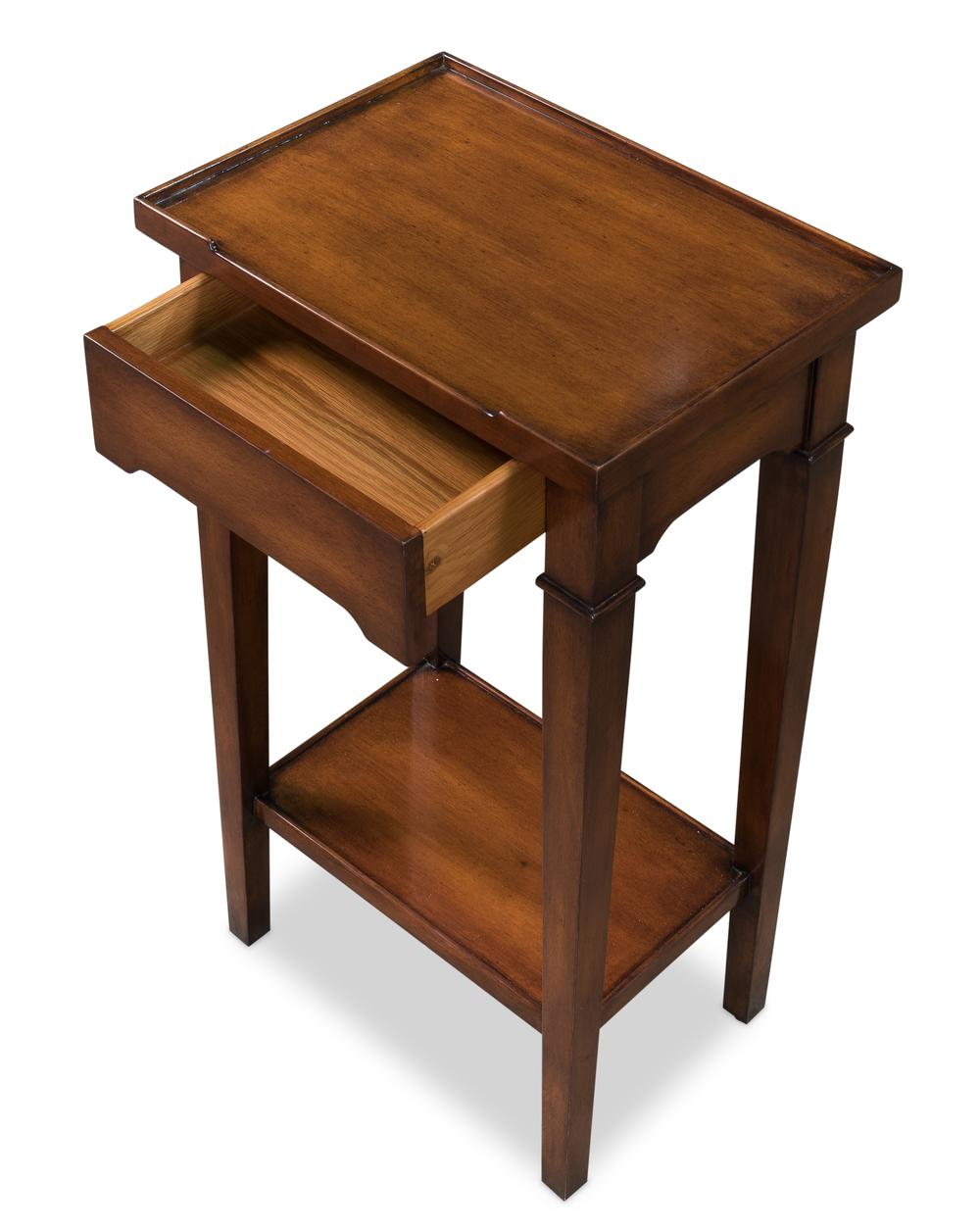 Sarreid - Chelsea End Table, Small