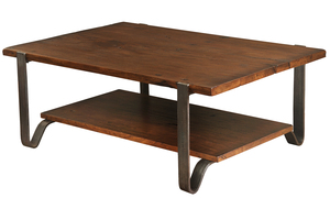 Thumbnail of Sarreid - Leonard Lodge Cocktail Table