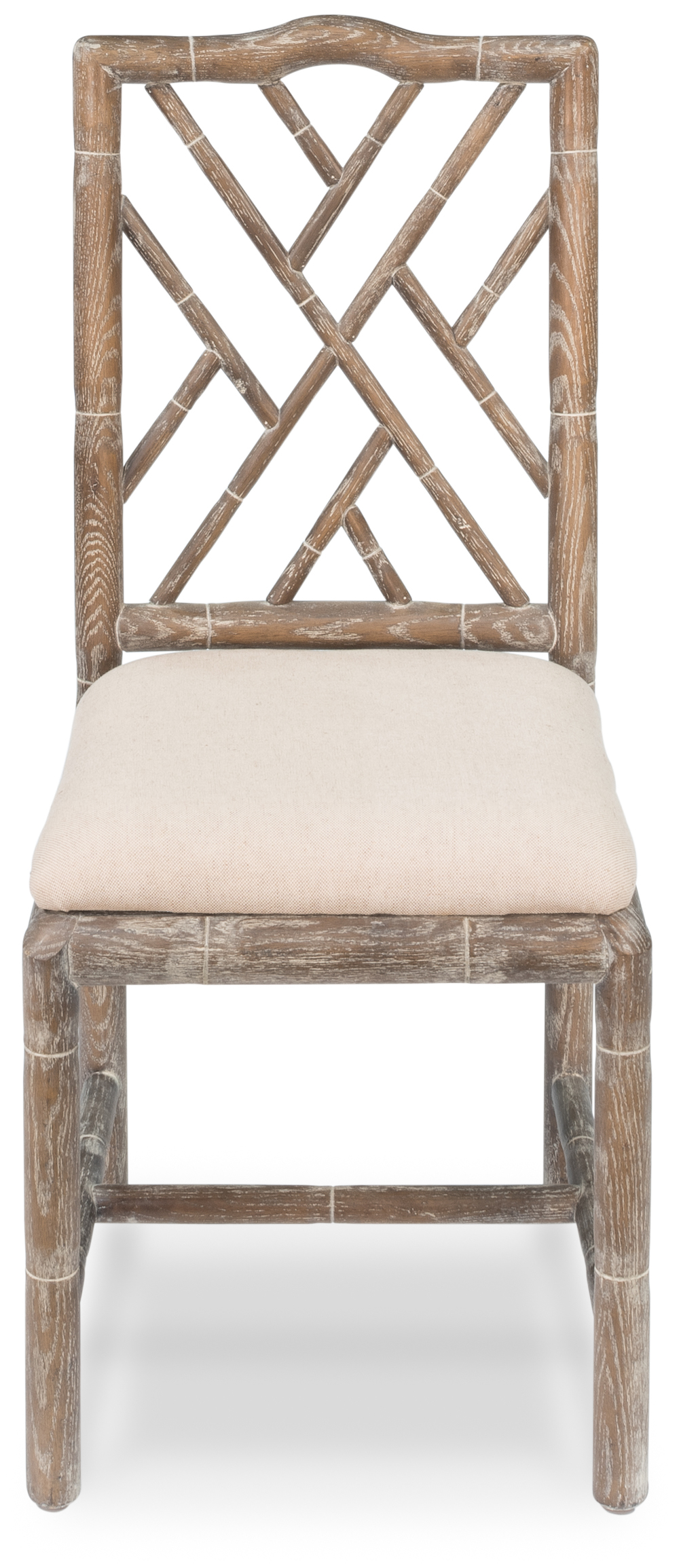 Sarreid - Brighton Bamboo Side Chair