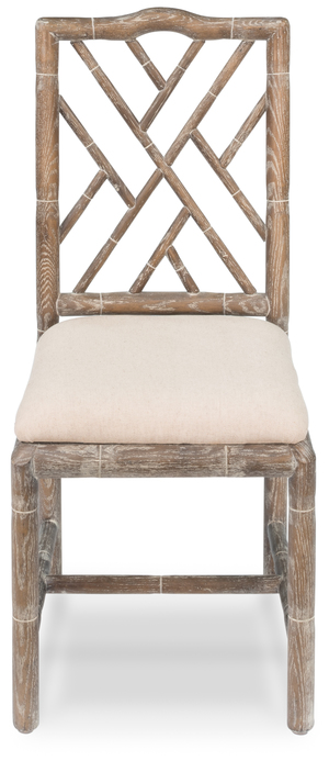 Thumbnail of Sarreid - Brighton Bamboo Side Chair