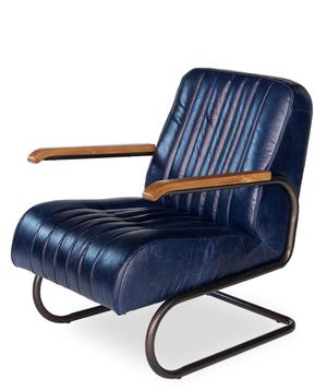 Thumbnail of Sarreid - Bel-Air Arm Chair, Blue