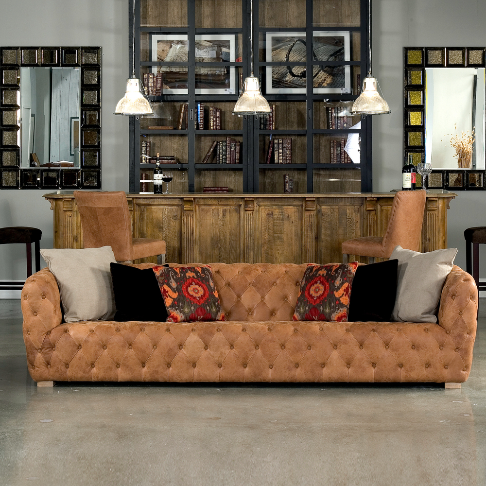 Sarreid - Long Stanley Sofa