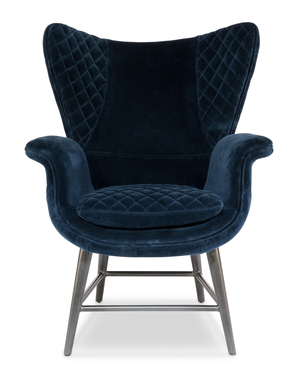 Thumbnail of Sarreid - Wings Chair, Blue