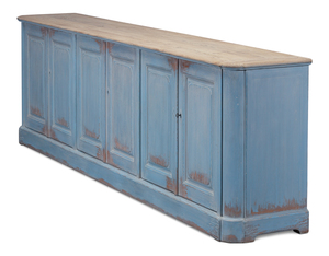 Thumbnail of Sarreid - Sky Blue Sideboard