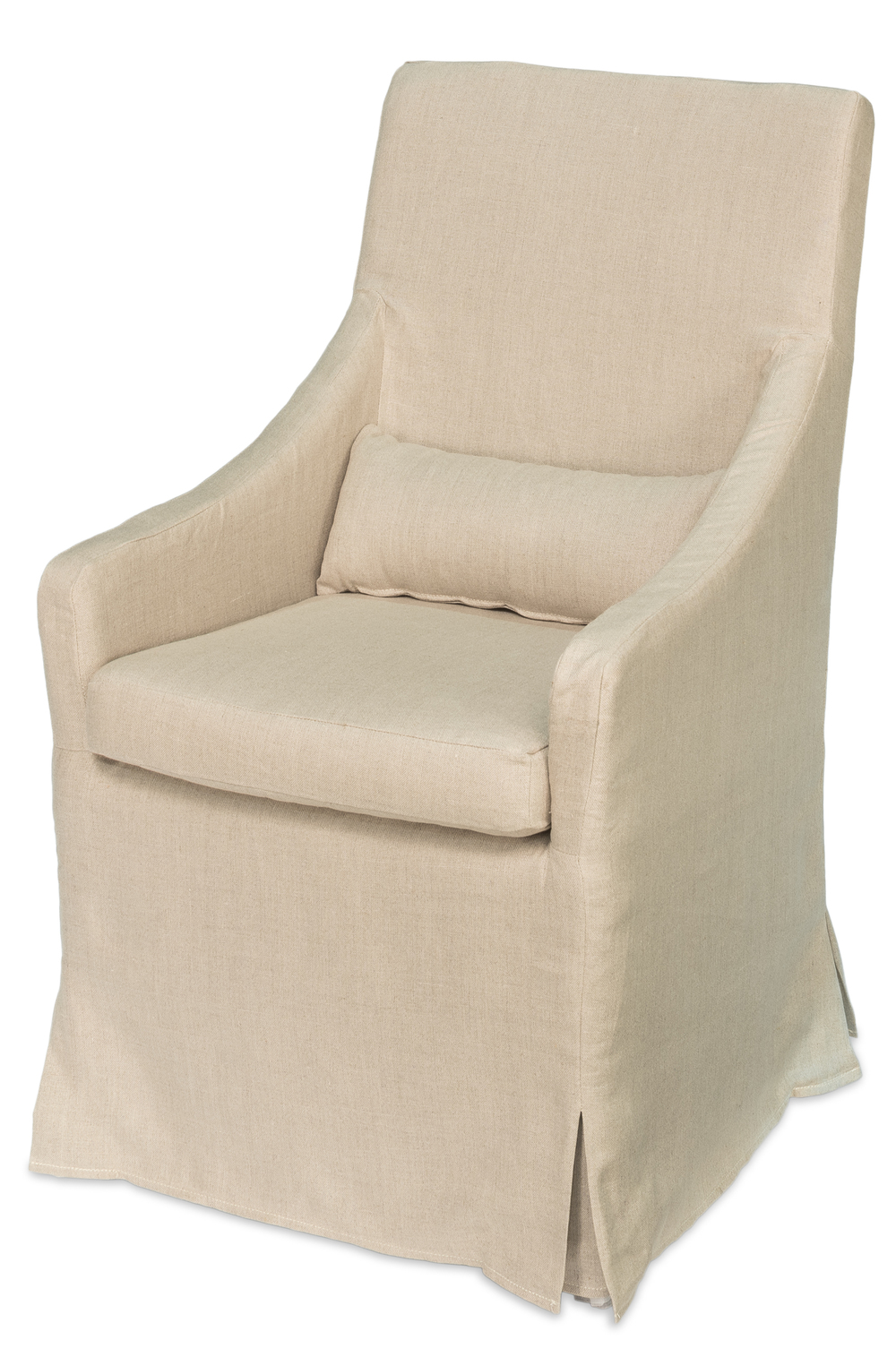 Sarreid - Skirted Arm Chair