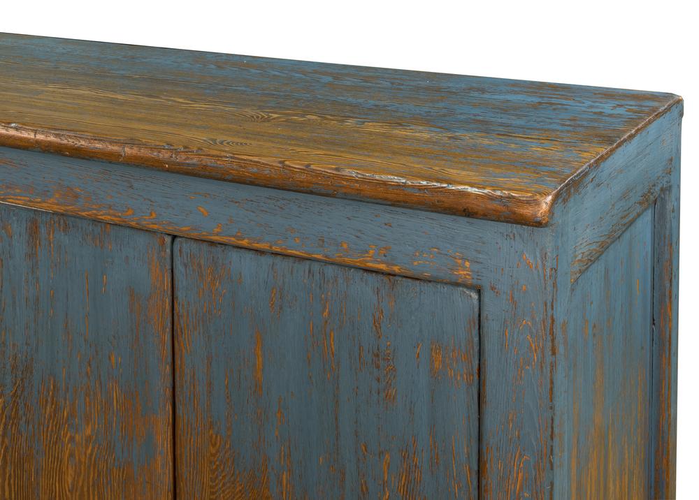 Sarreid - Tidal Blue Sideboard