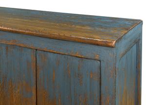 Thumbnail of Sarreid - Tidal Blue Sideboard