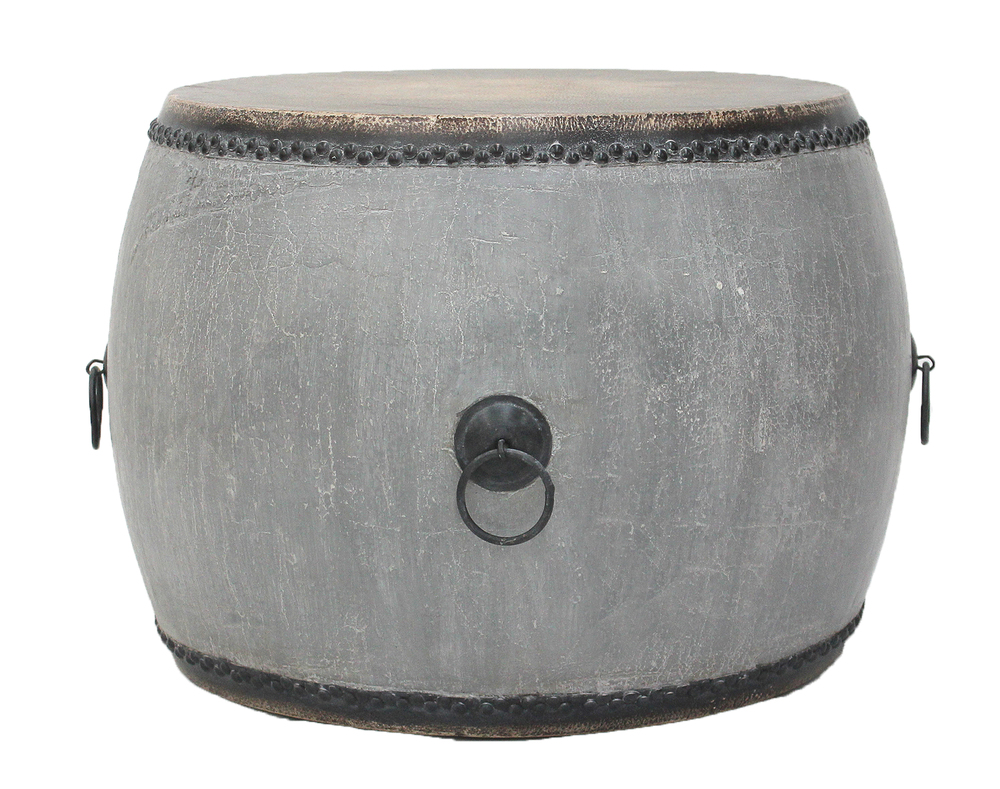 Sarreid - Drum Side Table