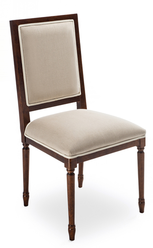 Thumbnail of Sarreid - Square Back Dining Side Chair