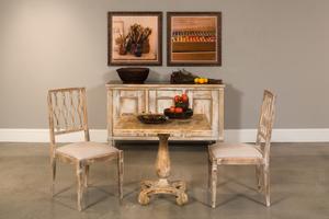 Thumbnail of Sarreid - Bistro Table, Antique Oak